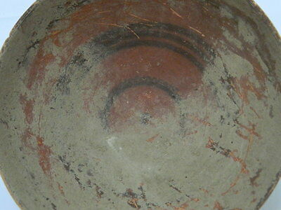 Ancient Huge Size Teracotta Painted Pot Indus Valley 2500 BC   #PT15204 2