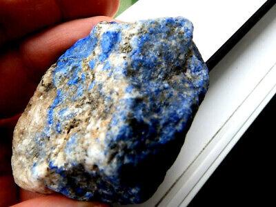 "Minerales "" Extraordinario Mineral De Lapislazuli De Afghanistan  -  9B19 "" 6"
