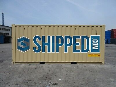 TUNNEL SHIPPING CONTAINER 20' DOUBLE DOORS SECURE STORAGE in Minneapolis, MN 5