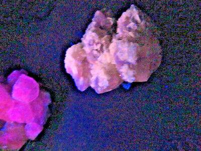 """Minerales """" Fantasticos Cristales De Calcita+Barita De Mina Moscona  -  8B17 """" 8"""