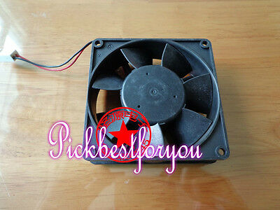 1pc ebmpapst TYP 3414H cooling fan DC24V 20.5W 0.85A 120×120×38mm 3pin #M4481 QL 2