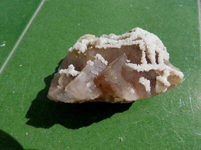 "Minerales "" Fantasticos Cristales Fluorescentes De Fluorita(Asturias) - 10E17 "" 3"