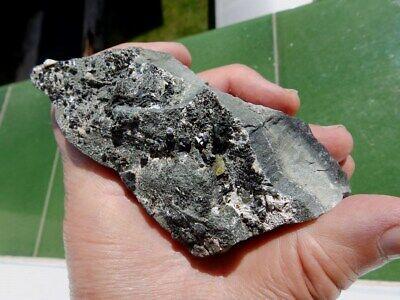 "Minerales "" Fantastico Mineral De Magnetita De Ojen (Malaga)  -  3A19 "". 5"