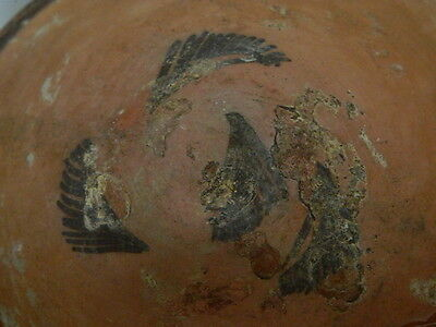 Ancient Large Size Teracotta Painted Pot Indus Valley 2500 BC #PT1524 3