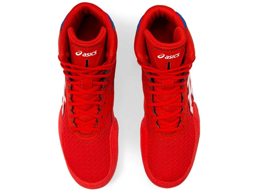 KIDS Wrestling Shoes Boxing (Boots) Asics MatFlex 6 GS Ringerschuhe MMA KravMaga 6