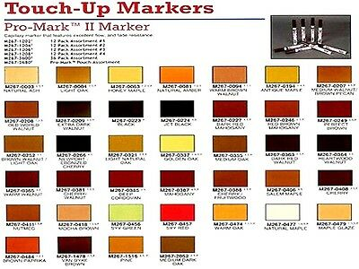 MOHAWK Pro-Mark Marker  M267 - Various Colors 5