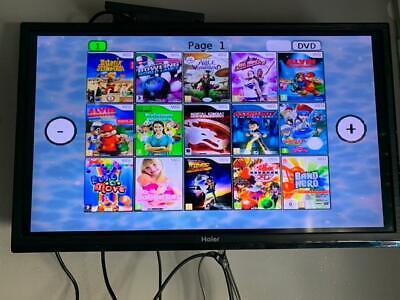 CONSOLE NINTENDO Wii usb loader gx +140GIOCHI +ACCESSORI Just Dance 2020 Mario 11