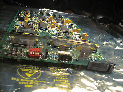Telco 828A T1  Interface  Card  Cca161- G3 Issue -1