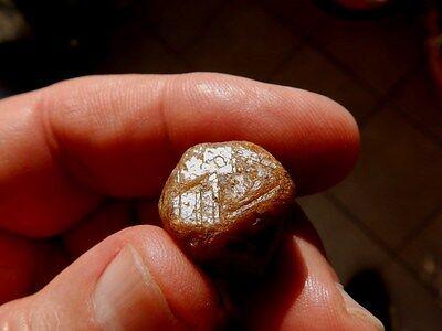 """Minerales """" Bonito Cristal En Crecimiento De Rubi(Gema)  De Tanzania -  4E16 """" 2"""