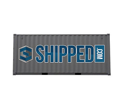 WE DELIVER SHIPPING CONTAINERS in FLORIDA 20' NEW SECURE HOME / BUSINESS STORAGE 3