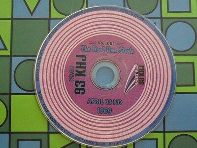 93/KHJ SEPTEMBER 19 1978 Boss SURVEY #685 GREASE CD & REAL DON STEELE MAGNET 2