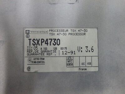 Tsxp4730 - Telemecanique - Tsxp47 30/Processor Module Used 3