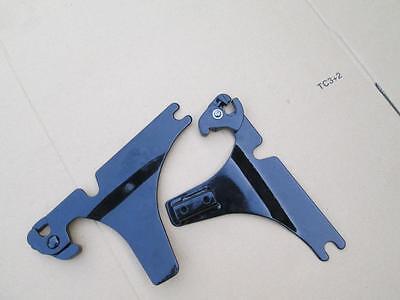 Y2 Side Plate Side Plate Bracket 4 BACKREST Harley SOFTAIL Deluxe Custom 00-14