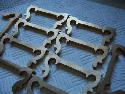 TEN NEW SOLID BRASS  Carriage Clock Handles. 4
