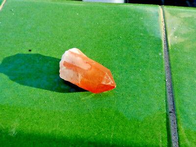 """Minerales """" Bonitos Cristales De Quarzo Rojo De Tafilalet(Marruecos)  -  1C19 """" 2"""