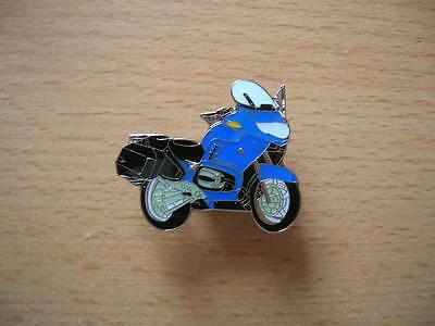 Pin Anstecker Kawasaki ZZR 1200 ZZR1200 Modell 2002 blau Motorrad 0868