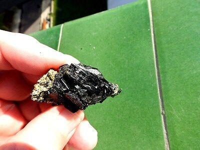 """Minerales """" Fabulosos Cristales De Ferroactinolita De Cuevas Del Campo -  1Ñ17 """" 4"""