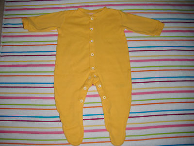 FUNKY COLOURED BABYGROW PLAYSUIT SLEEPSUIT  fancy dress/ Baby showers all-in-one 9