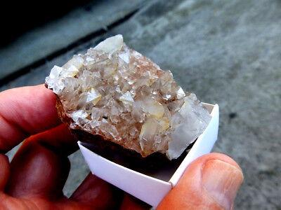 """Minerales """" Fabulosos Cristales Biterminados De Celestina  Pte.tablas  - 10A18 """" 2"""
