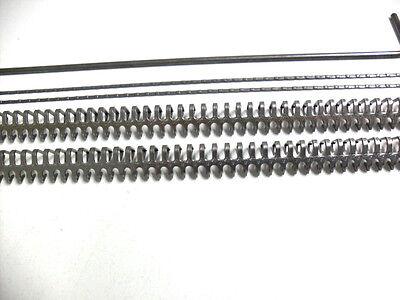 "Flexco Alligator Belt Lacing Fasteners  - 1 X 12"" Joiner Set - 15E - Made In Usa 3"