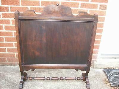 Victorian Fire Screen 2