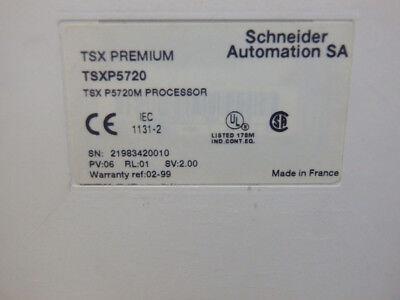 TSXP5720 - Schneider - TSXP57 20/Processor Used 3