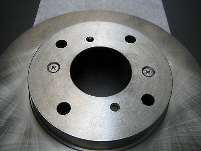 Brake Disc Rotor Retaining Screws for Hyundai Kia 6mm Pack of 4