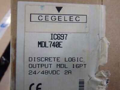 Fanuc IC697MDL740 Discrete Logic Output Module