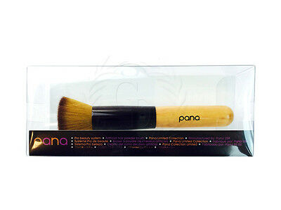 Pana Super Soft Professional Premium Quality Flat Top Foundation Makeup Brush 5