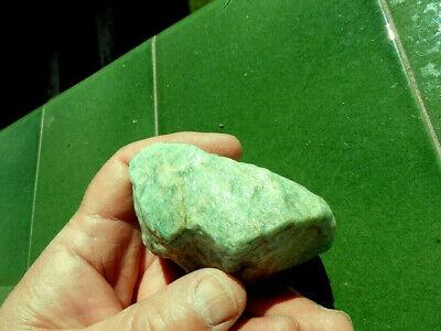 """Minerales """" Extraordinario Mineral De Amazonita De Brasil  -  3B19 """". 7"""