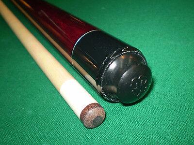 New McDermott Star S11 Pool Cue Billiards Stick Free Hard Case Free Shipping