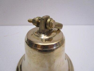 Brass BELL - Brass Made - 2.5 Kilo - Great Sounding -Boat / Nautical / Maritime 3