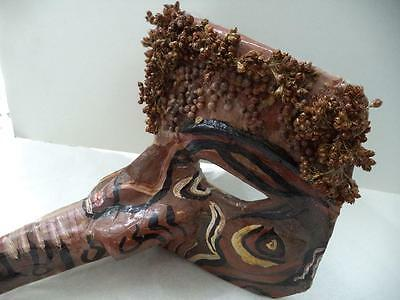 Carnival of Venice Mask - Apple Tree 2008 signed 4