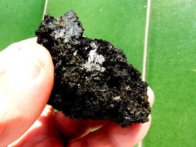"""Minerales """" Fantastico Mineral De Ferroactinolita Tounfit(Marruecos) -  10B17 """" 3"""
