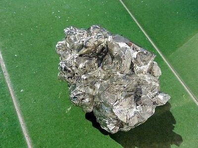 """Minerales """" Fantastico Mineral Masivo De Pirita De Ambasaguas  -   5B17 """" 2"""