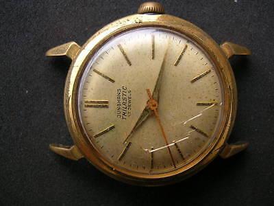 6x old wrist watches NIVADA SWISS PRIM ROSTA JUNGHANS FERO FELDMANN etc.