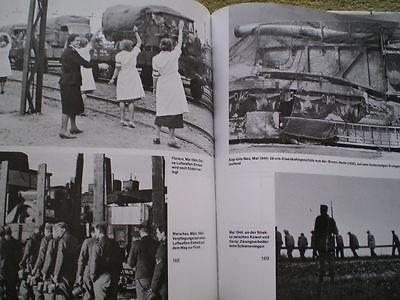 DIE DEUTSCHE REICHSBAHN im Zweiten Weltkrieg Eisenbahnbuch Transport  Eisenbahner - EUR 12,00 | PicClick DE