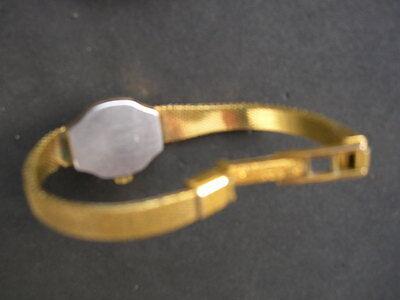 5x old antiques wrist watches GUB Glashutte