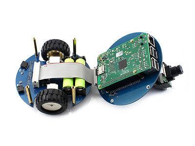 Smart Car Soldering Project Kits Line Following Robot Kids DIY Electronics Educa