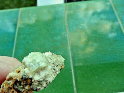 """Minerales """" Fantasticos Cristales De Apatito(Gema) De Marruecos  -  1A19 """" 3"""