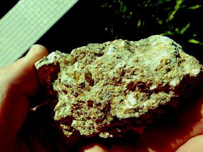 """Minerales """" Excelentes Cristales De Titanita De Marruecos  -  10B18 """" 4"""