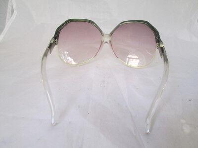 8f925270d2 ... disponibile Gafas para mujer. Francia. Plástico tricolor. Pedrería.  Años 60. Gran tamaño