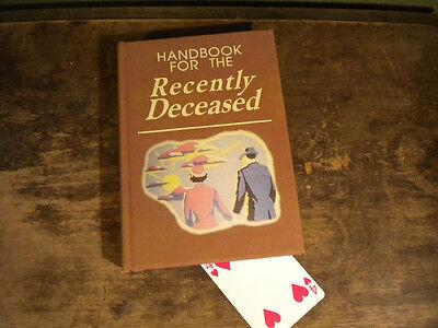 Handbook for the Recently Deceased BEETLEJUICE - Movie Prop Alec Baldwin cosplay 8