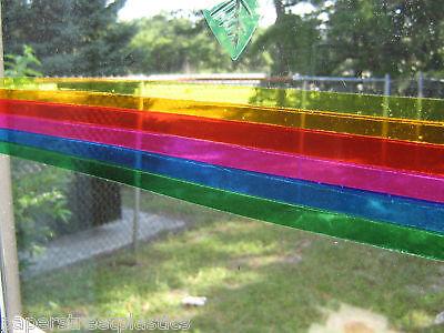 Transparent Vinyl Plastic Sheeting w/ Adhesive, Choose color n size,  New Colors 4