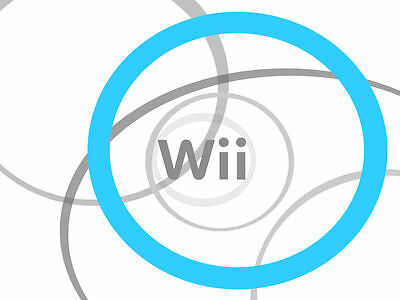 Nintendo Wii Black Model RVL-101 Replacement Console Only 4