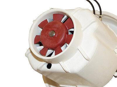 Domel Moteur 404-2 D'Aspiration Turbine 1500W pour Kärcher Deo 5.500 M 5 WD7 3