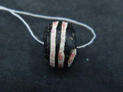 Ancient Glass Bead Italian 1700 AD  #BE5055 3