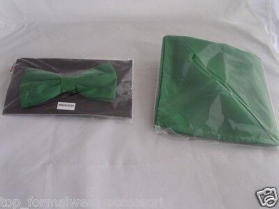 Pale LILAC Bow tie Cummerbund and Hankie Set/>P/&P/>1st Class-/> Over 50 Colours