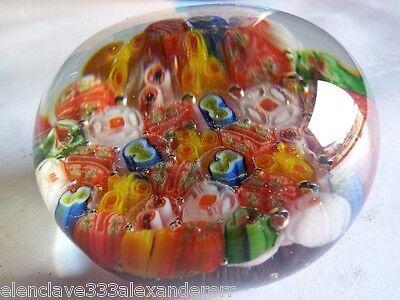 PISAPAPELES de Cristal Piezas de Colores Decorativo Colección 2