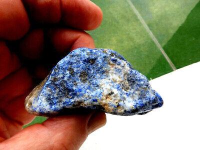 "Minerales "" Extraordinario Mineral De Lapislazuli De Afghanistan  -  9B19 "" 2"